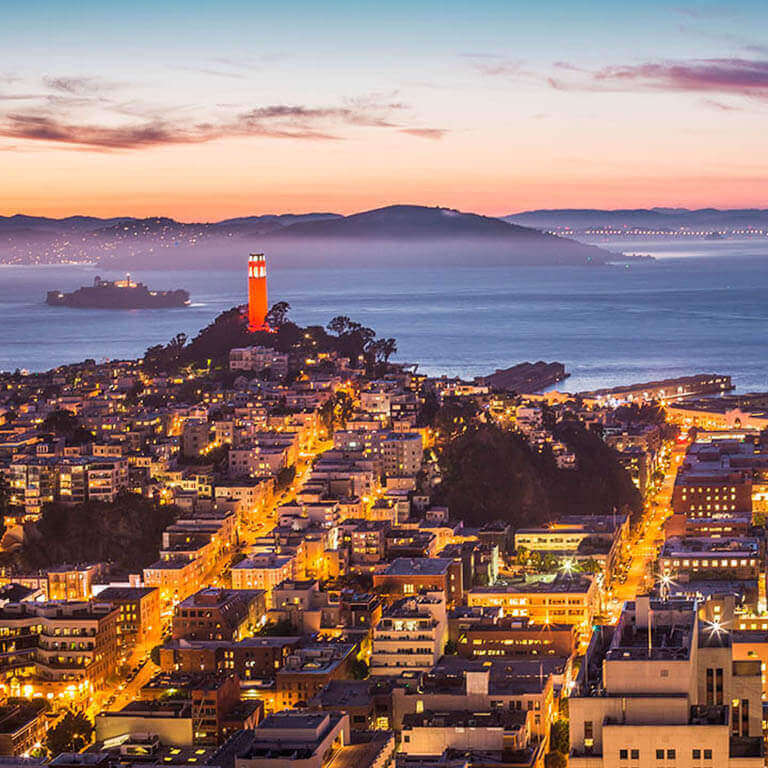 Divi - Awesome Woo Products - San Francisco Bay and Alcatraz