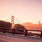 Divi - Awesome Woo Products - Golden Gate Bridge - Sunset